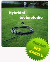 Hybridn technologie - sekn bez kabelu