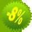 Sleva 8%